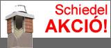 Schiedel kémény akciós áron!